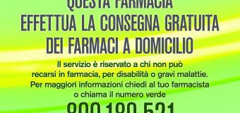 """Federfarma: """"Farmaci a domicilio, già 2000 richieste in 50 giorni"""""""