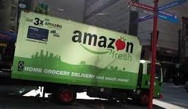 Amazon, il gigantedell'e-commerce apreal mercato-benessere