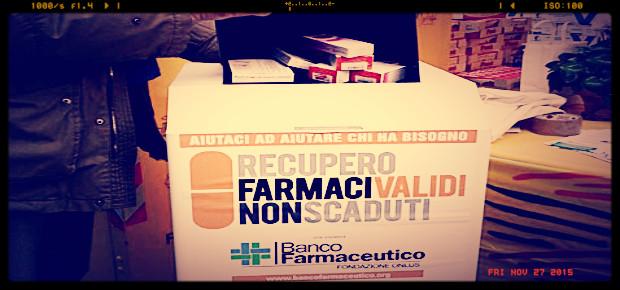 Recupero Farmaci Validi Non Scaduti.Il Rapporto Del Banco Farmaceutico In Crescita In Italia