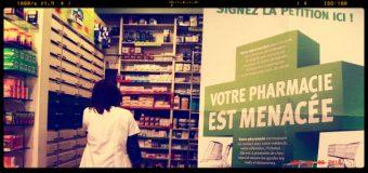 Francia, da 2000 a 5000 farmacie  a rischio scomparsa da qui al 2025