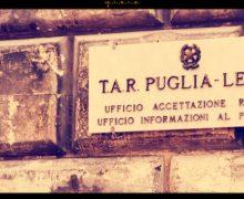 Tar Puglia, da rivedere le zone delle sedi farmaceutiche di Taranto