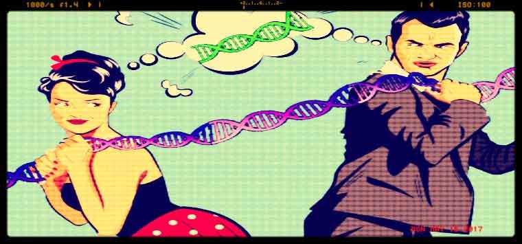 Uomini e donne non sono uguali,  6500 geni fanno la differenza