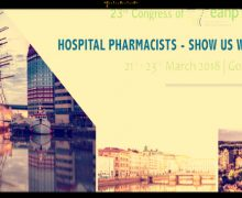 Farmacisti ospedalieri, sarà Goteborg  la sede del congresso europeo 2018