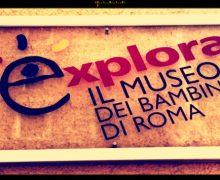 """Roma, al museo Explora i bambini  """"imparano"""" gli antibiotici giocando"""