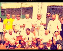 Roma, volèe, servizi e solidarietà al torneo di tennis dei farmacisti