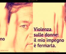 """Lotta alla violenza di genere, a Cologno M.  gli uomini """"virtuosi"""" ci mettono la faccia"""