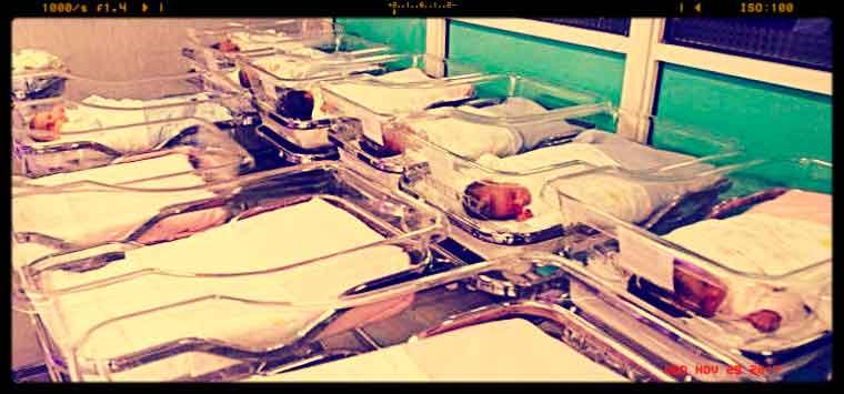 Italia, continuano a calare le nascite, i nuovi dati Istat