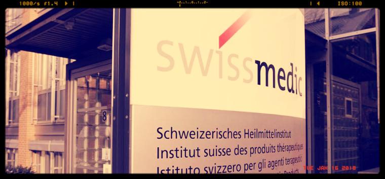 Svizzera, lieve aumento alla dogana dei sequestri di medicinali illegali