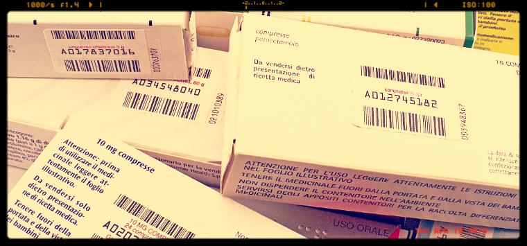 Farmaci, in vigore il 28 luglio decreto su banca dati per monitoraggio confezioni