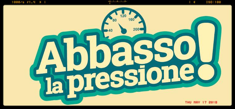 Abbasso la pressione!, in 6000 farmacie  la campagna di prevenzione Federfarma