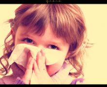 Decongestionanti unico sollievo per raffreddore, ma non vanno dati ai bambini