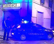 Farmacie nel mirino dei rapinatori anche a Natale: sventato un tentativo in Sardegna