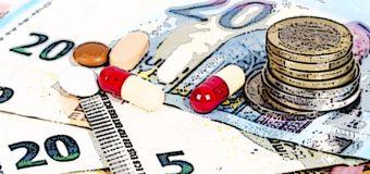 Fascia C con ricetta, scattano gli aumenti biennali: in media, 0,89 euro a confezione