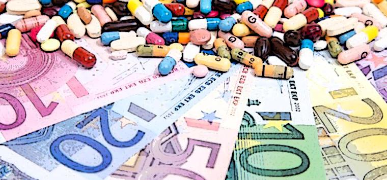 Iqvia, in flessione il mercato farmacie 2018, pari a 24,4 miliardi (-1,3%)