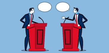 dialogo confronto poster