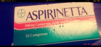 Da aspirinetta beneficisolo per i cinquantennicon alto rischio CDV