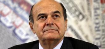 """Bersani: """"Ddl concorrenza, sì capitale, no fascia C: si rovescia il lenzuolo"""""""