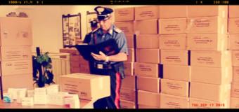 Caserta, sequestrati farmaci rubati per 700mila euro