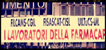 """Roma, i lavoratori Farmacap domani in piazza """"per il futuro dell'azienda"""""""