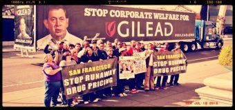 Prezzo degli anti-Hcv, Gilead  Sciences sempre più nel mirino