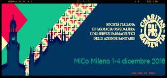 """Sifo 1 – Concluso il congresso,1200 farmacisti a Milano per """"fare quadrato"""""""