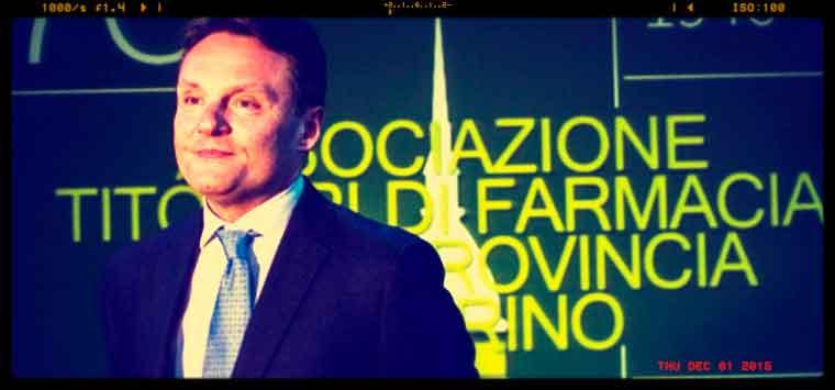 ULTIMA ORA – Federfarma, è Marco Cossolo il nuovo presidente