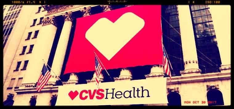 USA, le farmacie CVS Health comprano  fondo sanitario, strategia anti-Amazon?