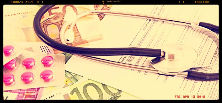 Eurostat, incidenza delle spese per la salute sul Pil, l'Italia perde terreno