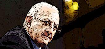"""De Luca (Campania): """"Autonomie differenziate, il rischio è la frantumazione del Ssn"""""""