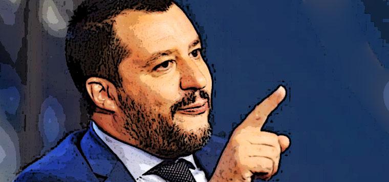 """Vaccini, Salvini chiede di prorogare scadenza del 10 marzo. Grillo: """"Se ne sta occupando il Parlamento"""""""