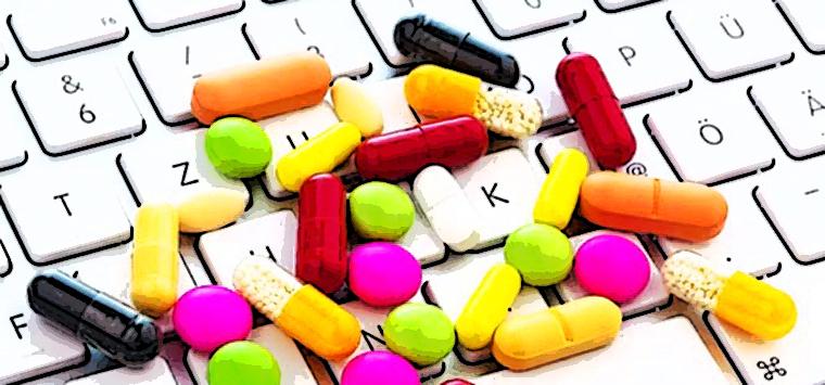 Spiccano il volo le vendite on line delle farmacie, nel 2018 aumento del 60% sul 2017