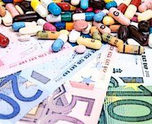 Primi 11 mesi 2018, i farmaci sfondano il tetto di 1,5 mld di euro, cala ancora la convenzionata