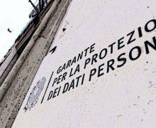Sanità e ripartizione dei fondi,  su dati personali Garante Privacy chiede garanzie