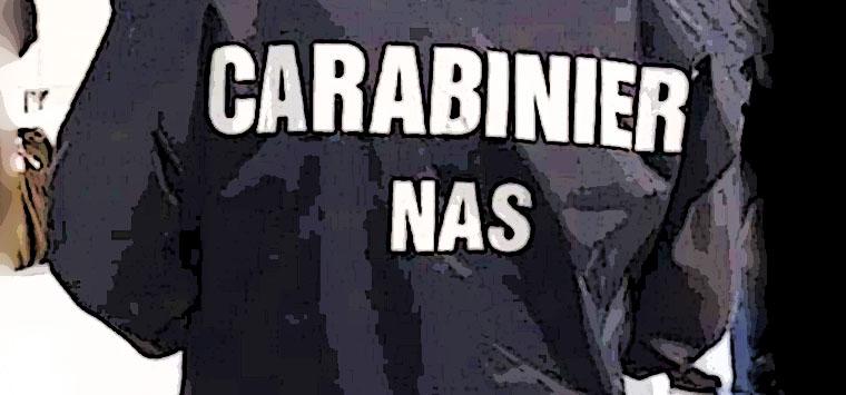Bari, sequestrate dai Nas 40 mila confezioni di cosmetici privi di autorizzazione