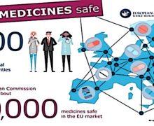 Ema, campagna social per la sicurezza dei farmaci in Europa