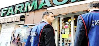 Nas Catanzaro, farmacista deferita, deteneva farmaci defustellati già avviati a rimborso