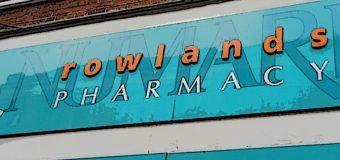 Gran Bretagna, le farmacie Phoenix girano le spalle alla vendita on line