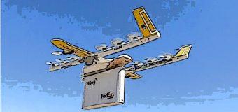 USA, parte sperimentazione Walgreen-Fedex per consegnare farmaci con droni