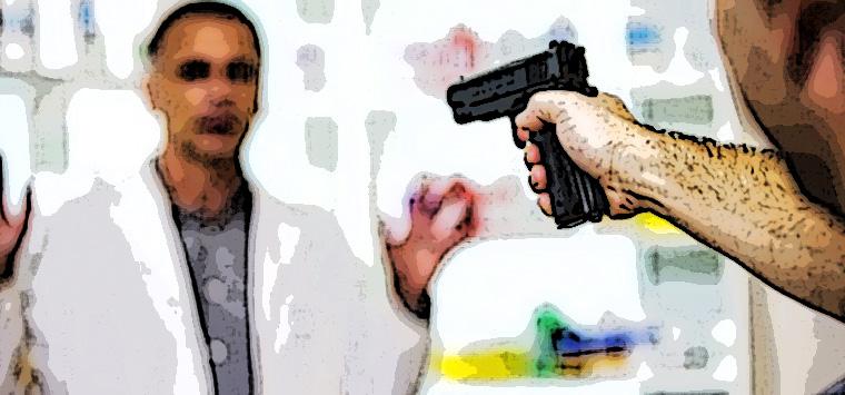 Rapporto Ossif, dal 2014 a oggi rapine in farmacia quasi dimezzate