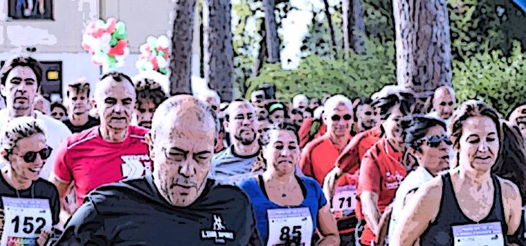 Roma, ancora un successo per la corsa solidale dei farmacisti