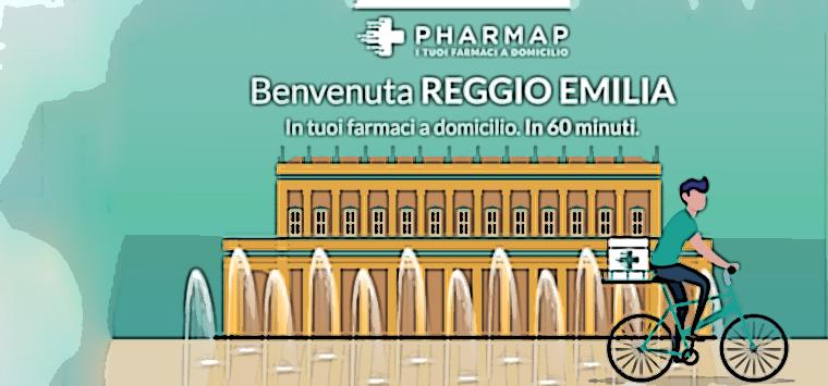 Farmaci a domicilio, accordo a Reggio Emilia tra Fcr e Pharmap