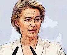 """Covid, Von der Leyen: """"Nuova strategia congiunta Ue sui vaccini, no a concorrenze dannose"""""""