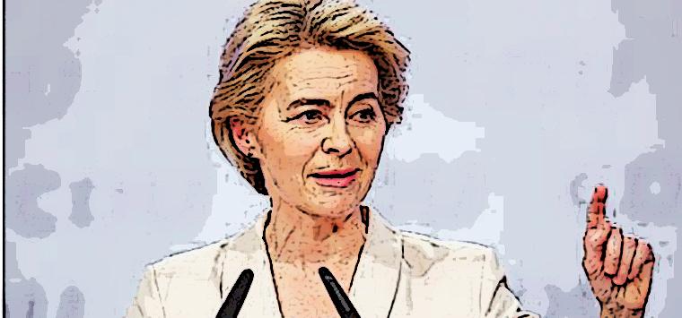 Sì del Parlamento europeo alla Commissione von der Leyen, la sanità alla cipriota Kyriakides