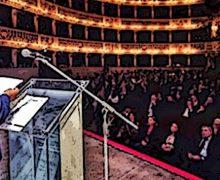 Napoli, Teatro San Carlo gremito per la festa professionale dei farmacisti
