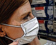 Effetto coronavirus, esplode in farmacia il mercato di mascherine e igienizzanti per le mani