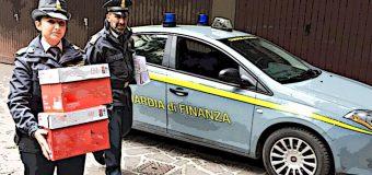 GdF, in Molise e Abruzzo denunce e sequestri (per 600 mila euro) di mascherine irregolari