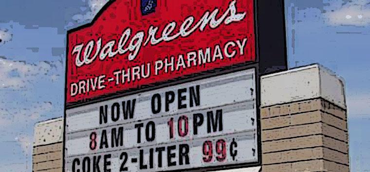 Covid, Walgreens pronto a lanciare test diagnostici rapidi drive thru in 15 siti