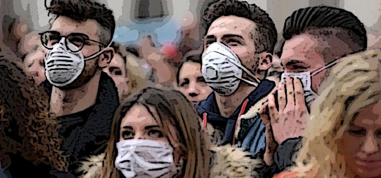 """Ricerca università Trento: """"Una fase 2 senza tamponi può portare a 70 mila morti"""""""