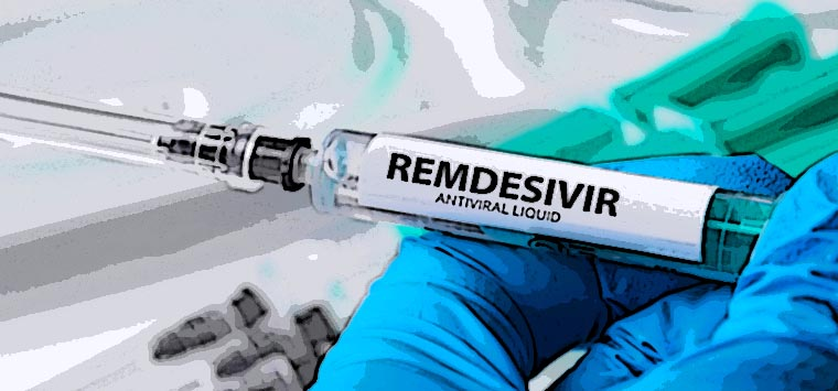 Terapie anti-Covid, semaforo verde del Chmp Ema per redemsivir