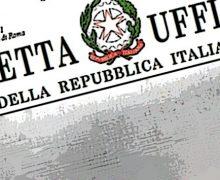 Aggiornamento tabelle della Farmacopea XII edizione, il decreto in Gazzetta Ufficiale